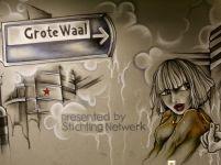 Jongereninloop Grote Waal woe.