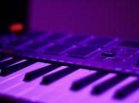 Muziek inloop din.