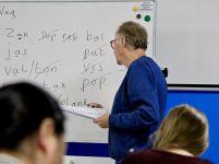 Nederlandse praatgroep voor beginners in Kersenboogerd