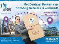 Centraal Bureau is verhuisd