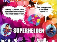 Kinderdisco in wijkcentrum De Huesmolen