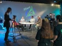 Leerlingen van d'Ampte in Hoorn: 'Een mondkapje is zoals een condoom'