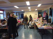Najaarsrommelmarkt in Kersenboogerd