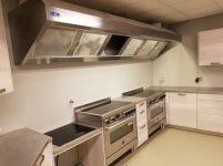 Nieuwe keuken in wijkcentrum Kersenboogerd