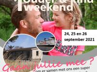 Ouder en kind weekend 2021