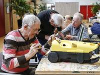 Repair Café in wijkcentrum Kersenboogerd