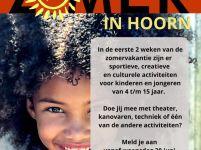 Zomer in Hoorn voor kinderen