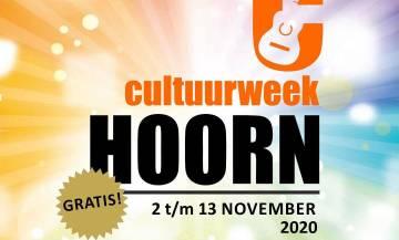 Cultuurweek Hoorn 2 t/m 13 november